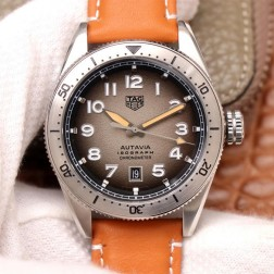 42MM Swiss Made Automatic New Version TAG Heuer AUTAVIA Best Clone Watch STH0001