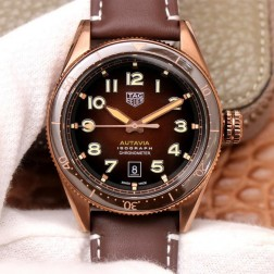 42MM Swiss Made Automatic New Version TAG Heuer AUTAVIA Best Clone Watch STH0002