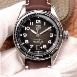 42MM Swiss Made Automatic New Version TAG Heuer AUTAVIA Best Clone Watch STH0004