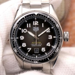 42MM Swiss Made Automatic New Version TAG Heuer AUTAVIA Best Clone Watch STH0005