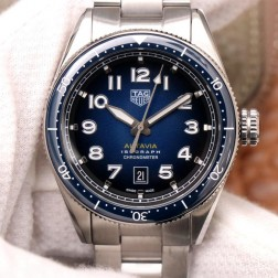 42MM Swiss Made Automatic New Version TAG Heuer AUTAVIA Best Clone Watch STH0006