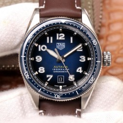 42MM Swiss Made Automatic New Version TAG Heuer AUTAVIA Best Clone Watch STH0007