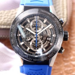 45MM Swiss Made Automatic New Version TAG Heuer Carrera Best Clone Watch STH0010