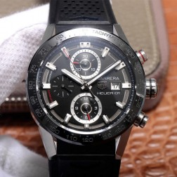 43MM Swiss Made Automatic New Version TAG Heuer Carrera Best Clone Watch STH0014