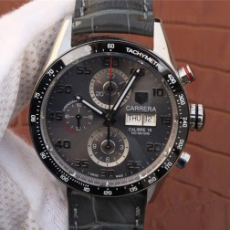 43MM Swiss Made Automatic New Version TAG Heuer Carrera Best Clone Watch STH0016