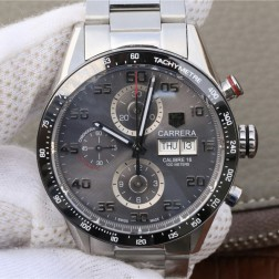 43MM Swiss Made Automatic New Version TAG Heuer Carrera Best Clone Watch STH0017
