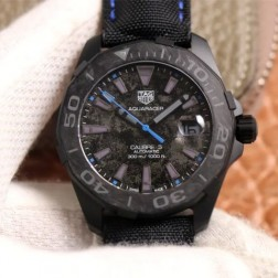 41MM Swiss Made Automatic New Version TAG Heuer AQUARACER Best Clone Watch STH0026