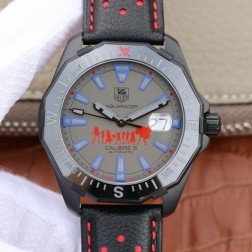 43MM Swiss Made Automatic New Version TAG Heuer AQUARACER Best Clone Watch STH0028