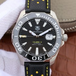 43MM Swiss Made Automatic New Version TAG Heuer AQUARACER Best Clone Watch STH0029