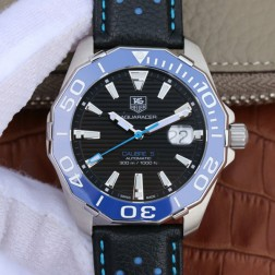 43MM Swiss Made Automatic New Version TAG Heuer AQUARACER Best Clone Watch STH0032