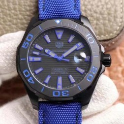 43MM Swiss Made Automatic New Version TAG Heuer AQUARACER Best Clone Watch STH0036