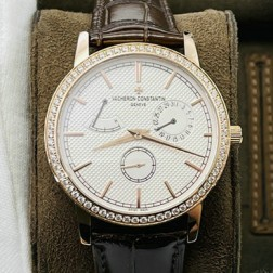 39.5MM Swiss Made Automatic New Version Vacheron Constantin TRADITIONNELLE Watch SVC0010