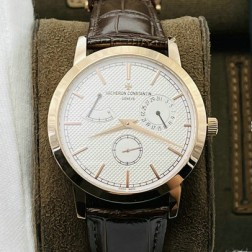 39.5MM Swiss Made Automatic New Version Vacheron Constantin TRADITIONNELLE Watch SVC0012