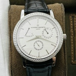 39.5MM Swiss Made Automatic New Version Vacheron Constantin TRADITIONNELLE Watch SVC0013