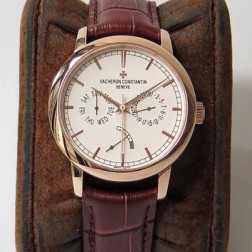 39.5MM Swiss Made Automatic New Version Vacheron Constantin TRADITIONNELLE Watch SVC0020