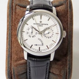 39.5MM Swiss Made Automatic New Version Vacheron Constantin TRADITIONNELLE Watch SVC0021
