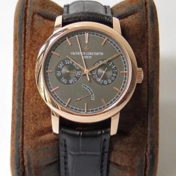 39.5MM Swiss Made Automatic New Version Vacheron Constantin TRADITIONNELLE Watch SVC0022
