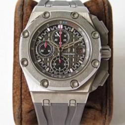 Audemars Piguet Royal Oak Offshore Michael Schumacher Black Dial Swiss Made 1:1 Mirror Replica SAPO024