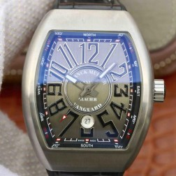 Best 1:1 Mirror Replica Franck Muller Vanguard Yachting Watch Grey Dial Swiss Made SFR026
