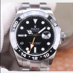 42MM Swiss Made New Version Rolex EXPLORER Ⅱ SR0010
