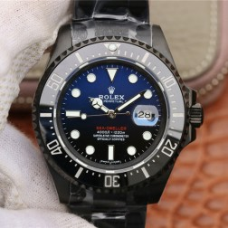New Rolex Sea-Dweller 1:1 Mirror Blue and Black Dial Top End Genuine Swiss Quality SRSD001