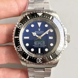 New Version Rolex Sea-Dweller 116660 1:1 Mirror Top End Genuine Swiss Quality SRSD008