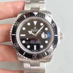 New Rolex Sea-Dweller 50th Anniversary 126600 1:1 Mirror Top End Genuine Swiss Quality SRSD104