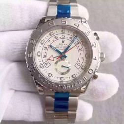 New Swiss Made Replica Rolex Yacht-Master II 116689-78219 SS Case 1:1 Mirror Quality SRY020