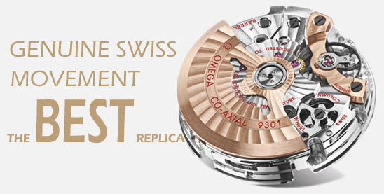 Daily Deals Genuine Swiss Replica Watches